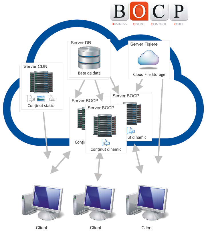 BOCP- o aplicatie ERP in cloud